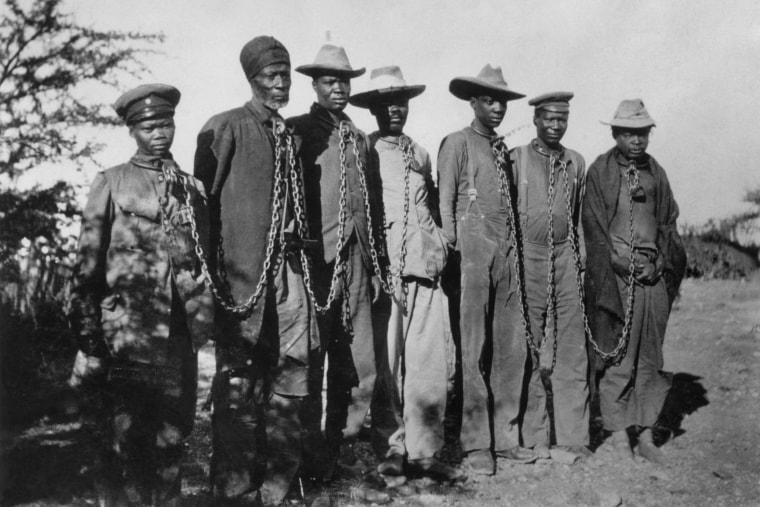 German South-West Africa: Herero Wars