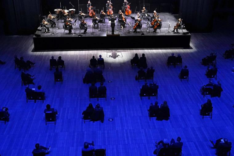 Image: New York Philharmonic