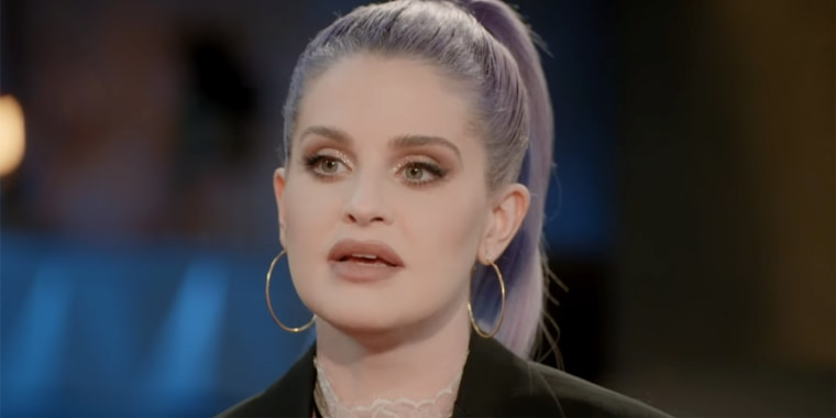 Osbourne has been speaking openly about her recent relapse and alcohol use.