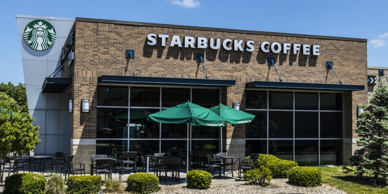 Indianapolis - Circa June 2017: Starbucks Retail Coffee Store. Starbucks Inclusion Academy prepares people with disabilities for retail jobs XIII