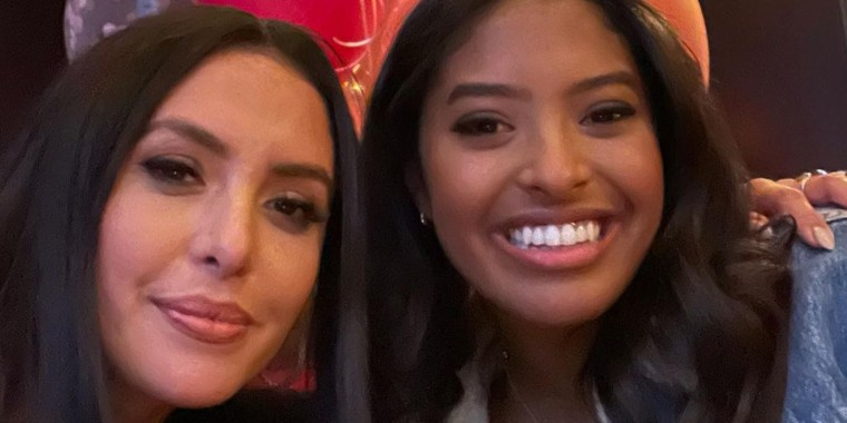 Vanessa Bryant's oldest daughter Natalia is headed off to college soon.