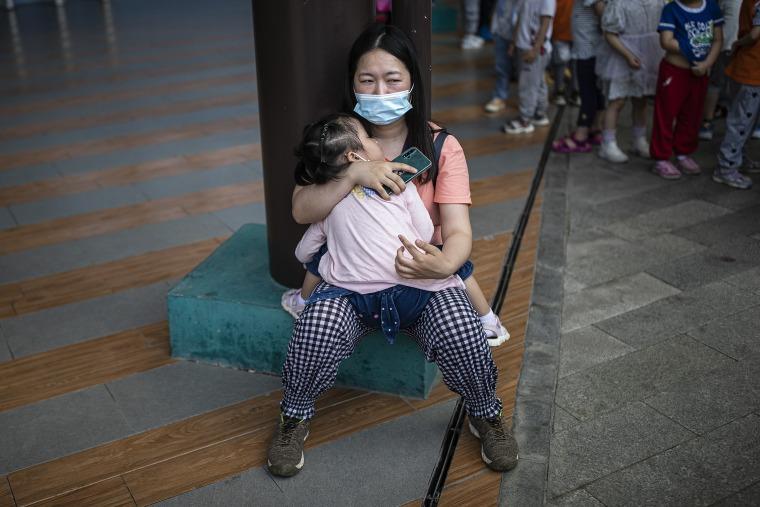 Image: Scenes Of Wuhan As Interest Renews In COVID-19 Origins