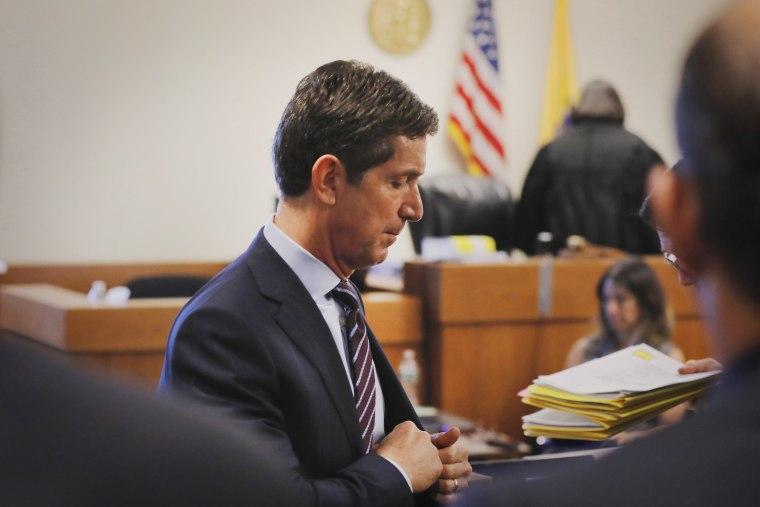 Johnson & Johnson CEO Alex Gorsky Testifies In Baby Powder Court Case