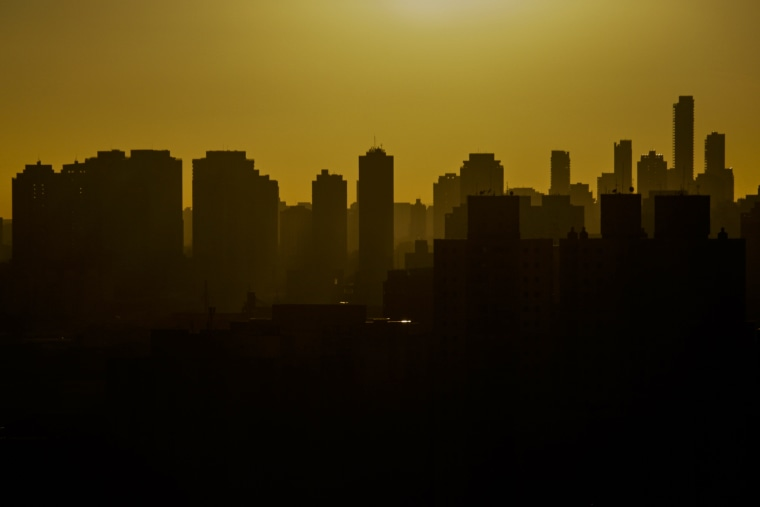 São Paulo, Brazil, has the most climate-related heat deaths, averaging 239 a year, researchers found.