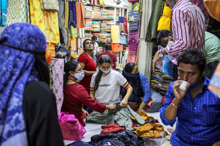 India's Consumer Confidence Returning Despite Pandemic