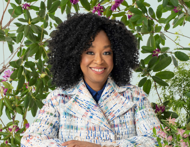 Shonda Rhimes, American television producer, screenwriter, and author.