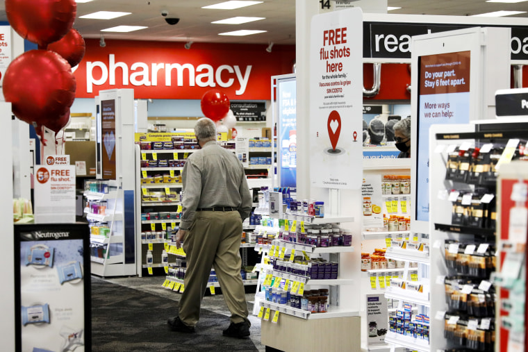 CVS Expects To Give 18 Million Flu Shots This Year As Covid Amps Demand