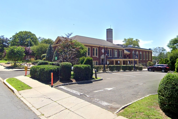 Maugham Elementary School in Tenafly, N.J.