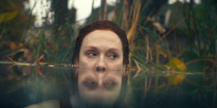 """Julianne Moore stars in Apple TV+'s \""""Lisey's Story.\"""""""
