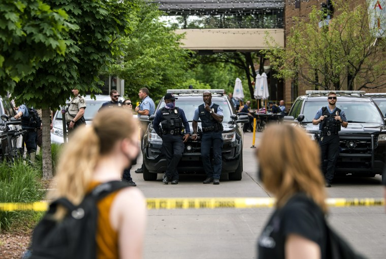 Image: Law Enforcement Shoot And Kill Man In Minneapolis During Attempted Arrest