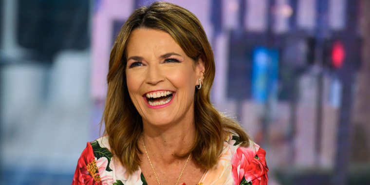 Savannah Guthrie has loved this Bible verse for years.
