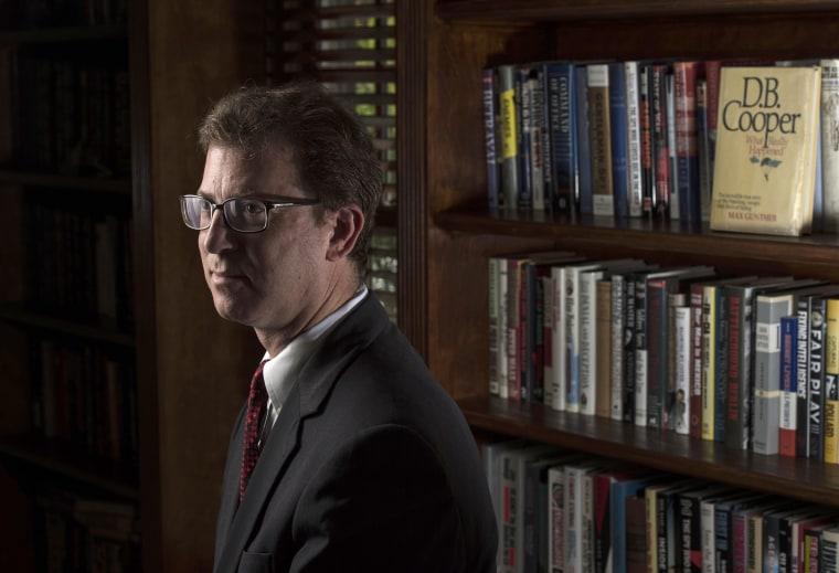 National security lawyer Mark Zaid