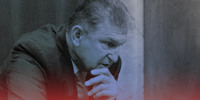 Image: Senator Joe Manchin