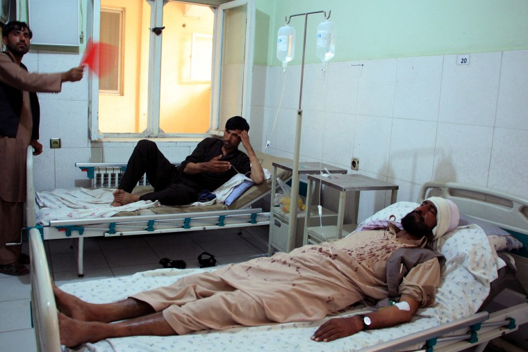 Image: Hospital in Baghlan Province