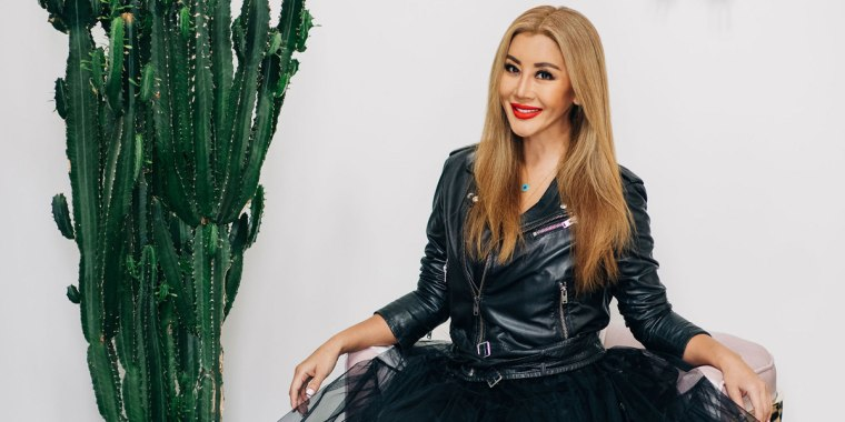 Toni Ko, founder of NYX Cosmetics. Ko also launched Bespoke Beauty Brands, a beauty incubator company that accelerates and launches niche beauty brands associated with influencers.