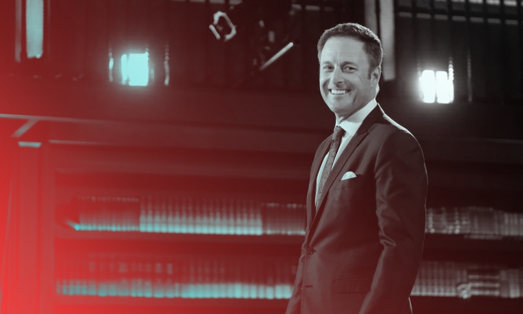 Image: Chris Harrison from The Bachelor