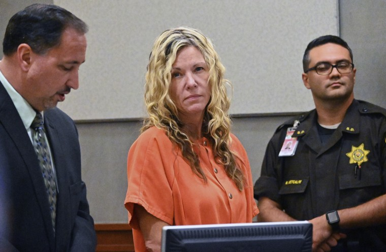 Lori Vallow appears in court in Lihue, Hawaii, on Feb. 26, 2020.