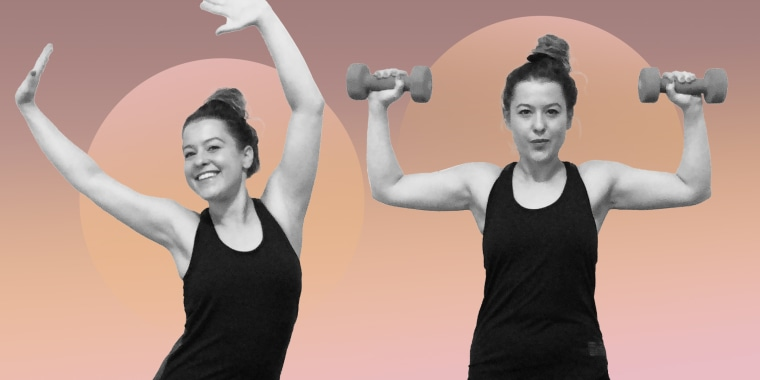 Bande offers everything from yoga, Pilates and dance cardio to HIIT, boxing and strength classes.