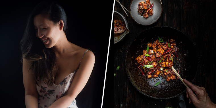 """""""My most popular recipe by far is spicy garlic tofu,"""" said Joanne Molinaro. """"That's one of those recipes where a lot of people eat it and they're like, 'I did not know I was eating tofu,' or, 'I did not know tofu could taste like this.'"""""""