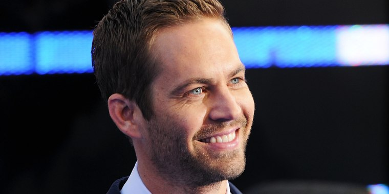 Paul Walker at the premiere of 'Fast & Furious 6'