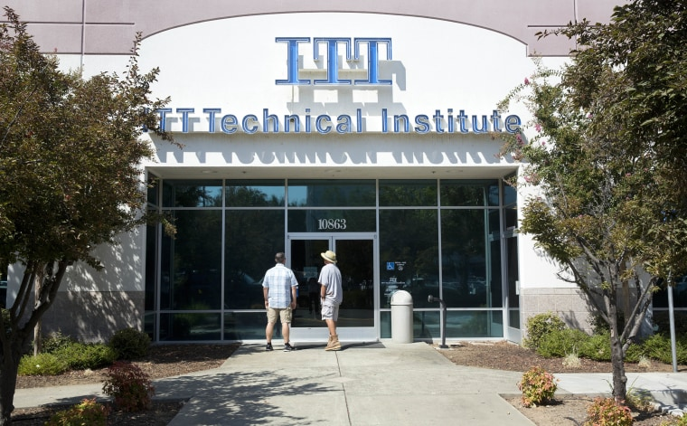Image: ITT Technical Institute