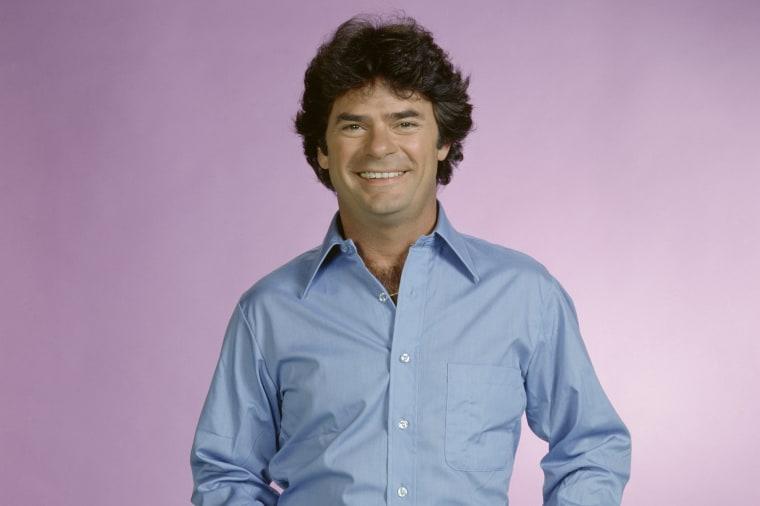"""Frank Bonner stars as advertising salesman Herb Tarlek, on \""""WKRP in Cincinnati,\"""" Sept. 18, 1978."""