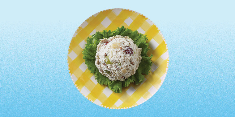 Too hot to cook? Make chicken salad crow-worthy with these tips for dressing up chicken salad.