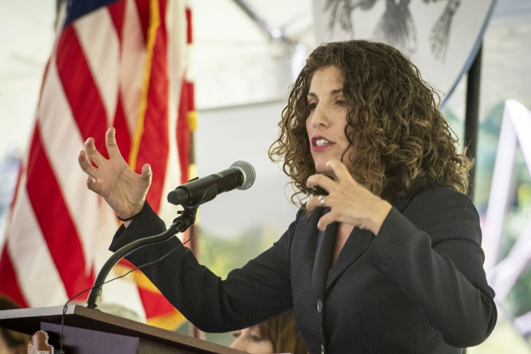 Myrna Perez, Director of the Brennan Center's Voting Rights and Elections Program,
