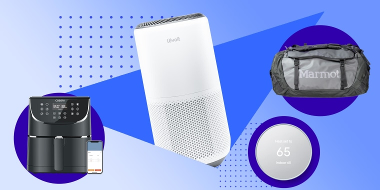 Illustration of different products on sale on Amazon Prime day under $100