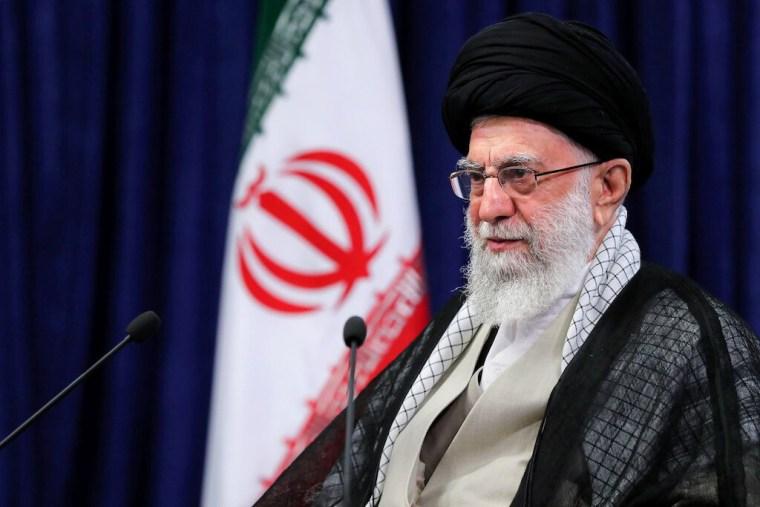 Image: Iran's Supreme Leader Khamenei to deliver televised speech