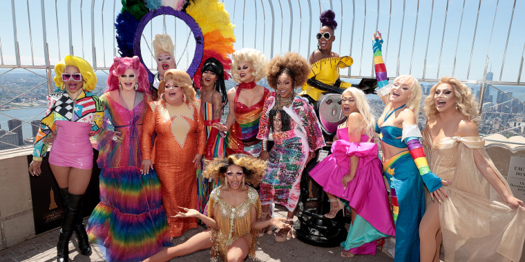 """Empire State Building to Host Cast of """"RuPaul's Drag Race All Stars"""" On Season 6"""