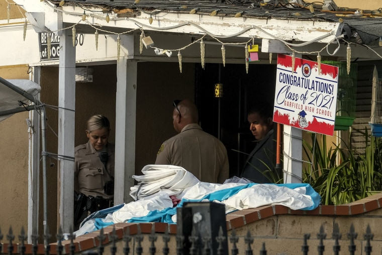 Image: East LA, suspicious deaths