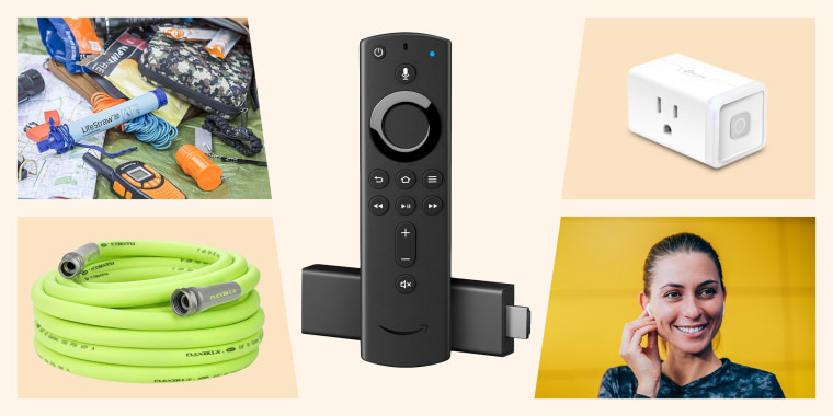The most purchased products we covered in June include Apple AirPods Pro, garden hoses, Fire TV Sticks, Crest 3D Whitestrips, smart plugs and more.