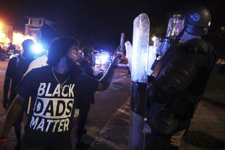 Image: Rock Hill protests