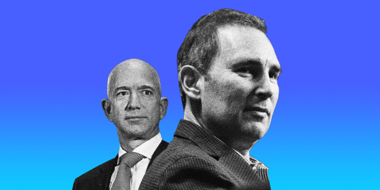 While Amazon's new CEO, Andy Jassy, can expect serious regulatory hurdles from Congress and the Federal Trade Commission, Jeff Bezos has built a formidable team to support him.