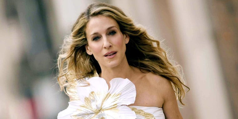 """Sarah Jessica Parker just began filming the new HBO Max series """"And Just Like That."""""""