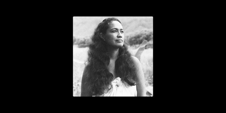 Haunani-Kay Trask.