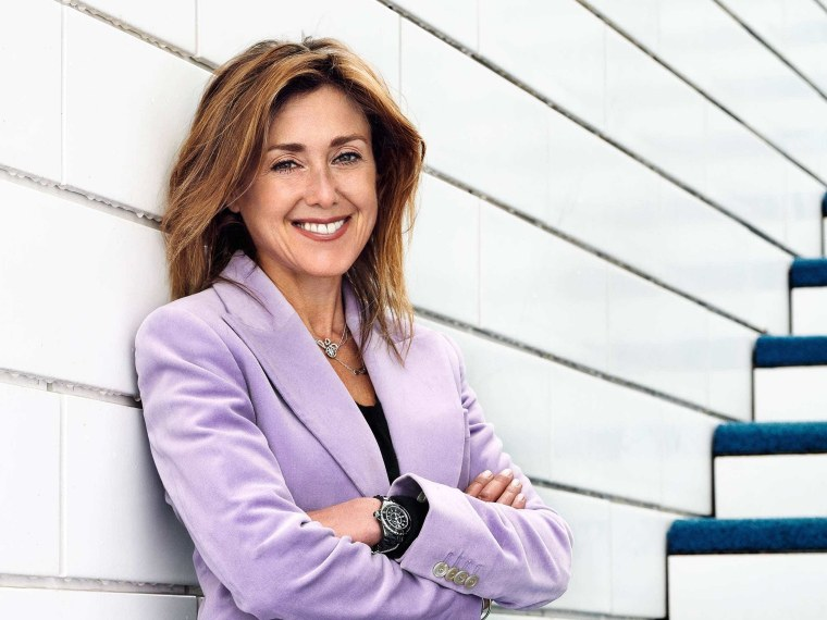 Julia Goldin, Global Chief Product and Marketing Officer at the LEGO Group.