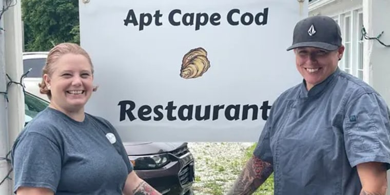 """The owners said they wanted to """"spread a message of kindness and change the culture that restaurant workers should just have to take abuse because of the job they chose."""""""