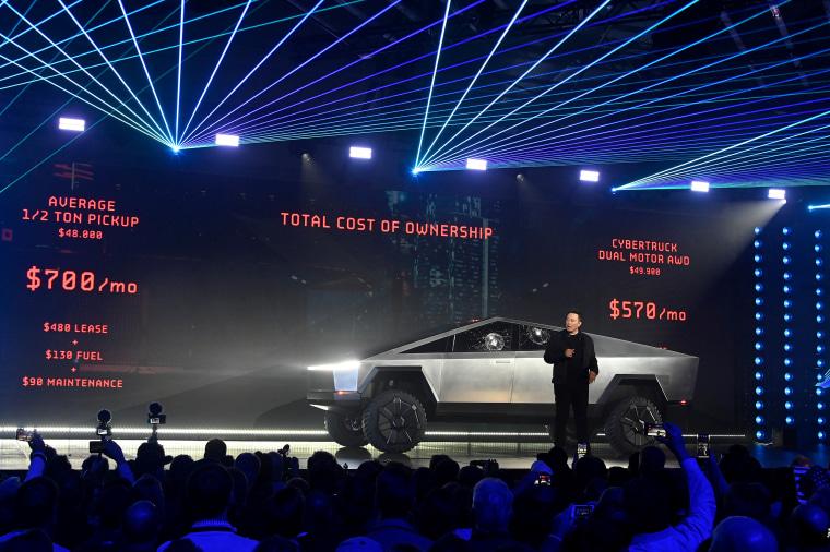 Image: News: Tesla Cybertruck
