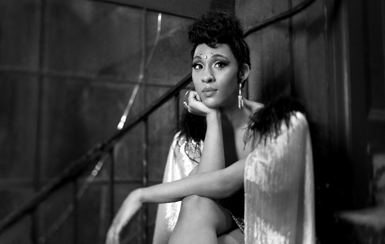 """MJ Rodriguez as Blanca in \""""Pose\"""" on FX."""