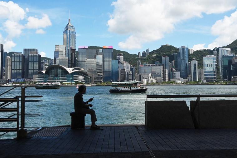 TOPSHOT-HONG KONG-LIFESTYLE