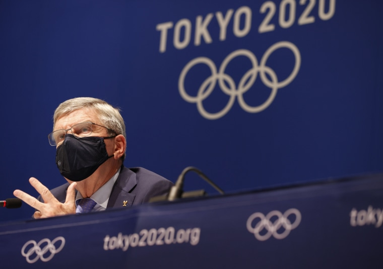 Image: Olympics - International Olympic Committee news conference