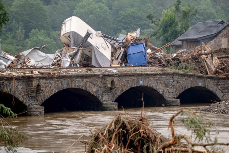Image: GERMANY-EUROPE-WEATHER-FLOODS