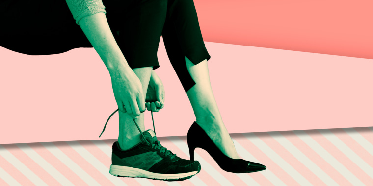 When it comes to physical fitness, all movement counts — including those extra steps taken commuting to the office.