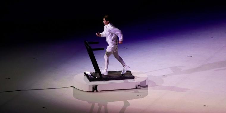 OLYMPICS: JUL 23 Olympics Tokyo 2020 - Opening Ceremony