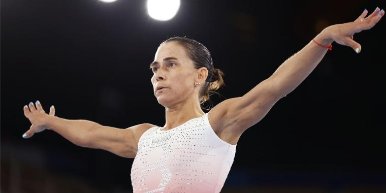 Tokyo Olympics: Artistic Gymnastics