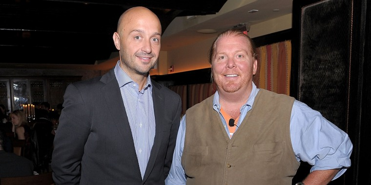 A Night Of Magic To Benefit The Mario Batali Foundation