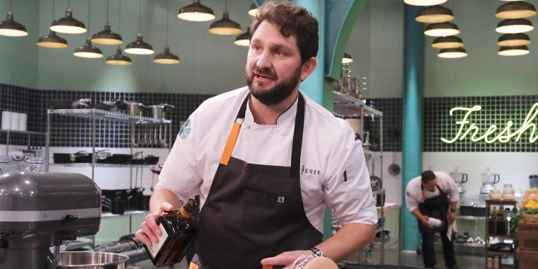 Gabe Erales on Top Chef Season 18