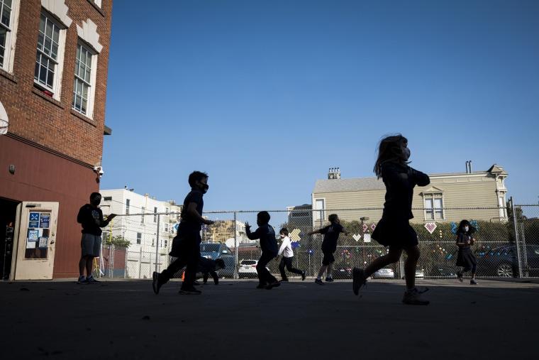 Image: Children on the playground